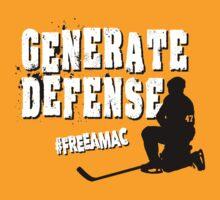 Generate Defense #FREEAMAC by Michael Link
