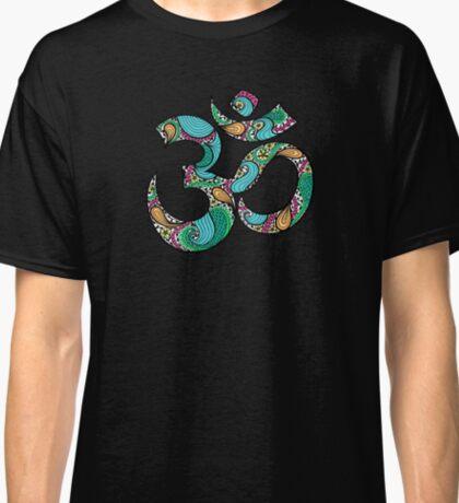Ohm Om Aum Symbol Classic T-Shirt