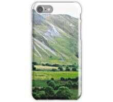 Majestic Mountains, Donegal, Ireland iPhone Case/Skin