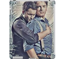 Little Ditty 'Bout Jack and Ianto iPad Case/Skin