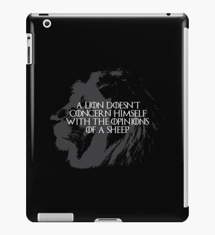 Opinions of A Sheep iPad Case/Skin