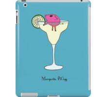 Margarita PiGgy! iPad Case/Skin