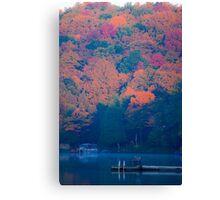 Fall Serenity Canvas Print