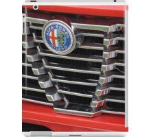 Alfa Romeo - Milano iPad Case/Skin