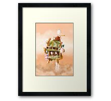 Banxu explorers Framed Print