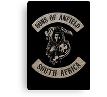 Sons of Anfield - South Africa Canvas Print