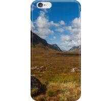 Glencoe -  Scotland iPhone Case/Skin