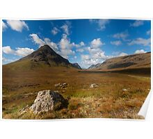 Glencoe -  Scotland Poster