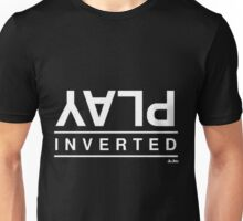 play invert Unisex T-Shirt