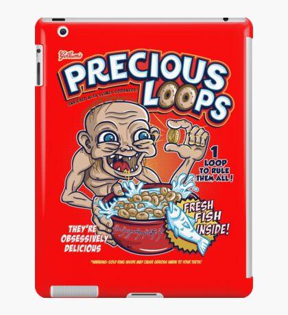 Precious Loops iPad Case/Skin