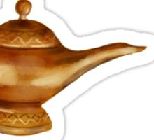 Genie Lamp Sticker
