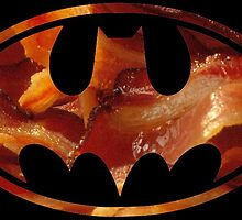 Bacon Batman  by blackchicken
