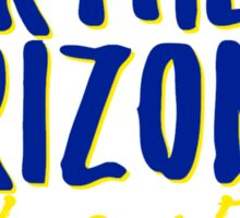 Northern Arizona University Sticker