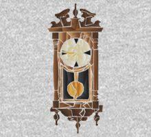 Fractal Grandfather Clock by IISJENIUS