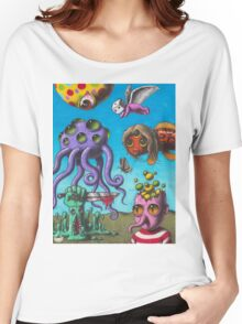 Trippy  Women's Relaxed Fit T-Shirt