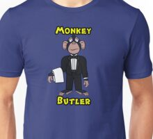 Monkey Butler Unisex T-Shirt