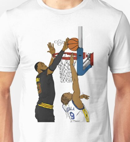 The block Unisex T-Shirt