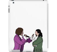 Cabinet Battle iPad Case/Skin