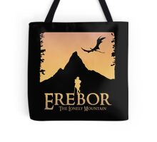 Erebor - The Lonely Mountain (The Hobbit) Tote Bag