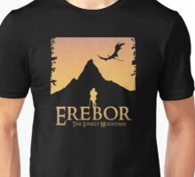 Erebor - The Lonely Mountain (The Hobbit) Unisex T-Shirt