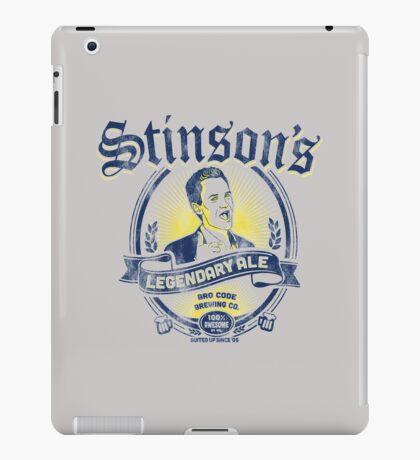 Stinson's Legendary Ale iPad Case/Skin