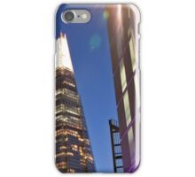 The Shard At Night London iPhone Case/Skin