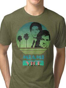 Miami Vice Tri-blend T-Shirt