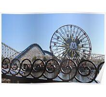 Disney Boardwalk Poster