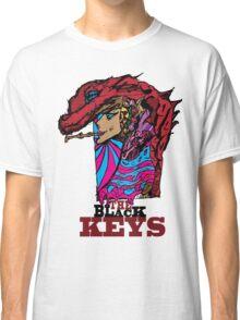 The Black keys Smokey  Dragon  Classic T-Shirt