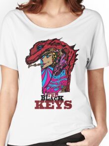 The Black keys Smokey  Dragon  Women's Relaxed Fit T-Shirt