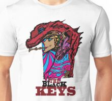 The Black keys Smokey  Dragon  Unisex T-Shirt