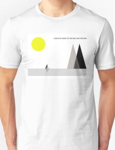 Leave My Rage To The Sea and The Sun Unisex T-Shirt