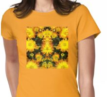 Reflections of Life Womens Fitted T-Shirt