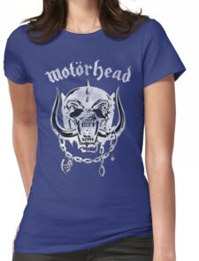 Motörhead Womens Fitted T-Shirt