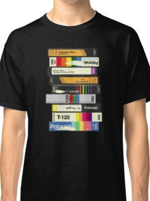 Video Tape 80's Style Classic T-Shirt
