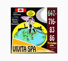 Vivita Spa, Toronto, Ontario, Canada Poster Artwork Unisex T-Shirt