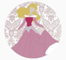 Aurora- Pink Dress Kids Clothes