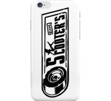 Scooter's Workshop iPhone Case/Skin
