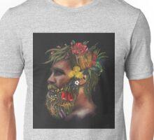 One With Nature   Australian Natives Unisex T-Shirt