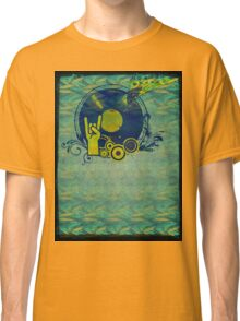 Music Collage 76 Classic T-Shirt