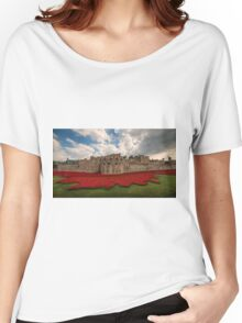 Tower of London Remembers.  Women's Relaxed Fit T-Shirt