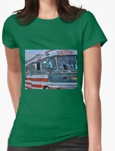 Out of Service Womens Fitted T-Shirt