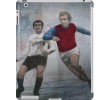 Bobby Moore iPad Case/Skin