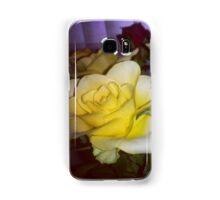 Yellow Rose Samsung Galaxy Case/Skin
