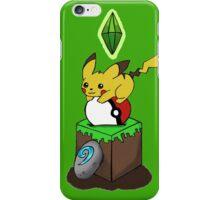 Poke-Craft iPhone Case/Skin