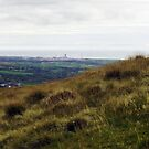 Sellafield from Dent Hill, Cumbria, UK by GeorgeOne