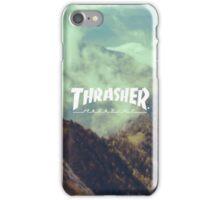 Landscape - Thrasher iPhone Case/Skin