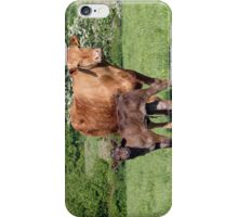 Ma, Why's He lookin' At Us? iPhone Case/Skin
