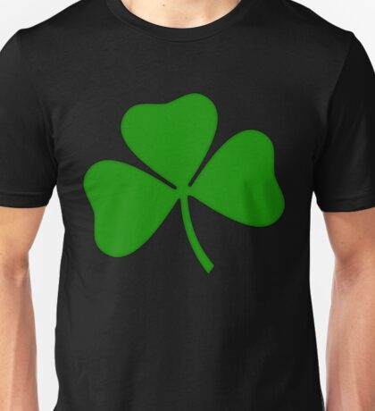 Ireland Irish Shamrock Unisex T-Shirt