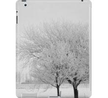 Wintry Trees iPad Case/Skin